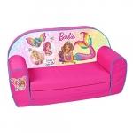 Canapea extensibila din burete Barbie