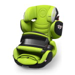 Scaun auto Kiddy Guardianfix 3 Lime Green Isofix