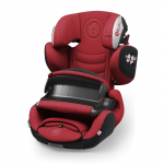 Scaun auto Kiddy Guardianfix 3 Ruby Red Isofix