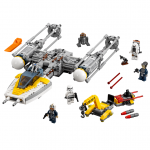 Y-Wing Starfighter (75172)