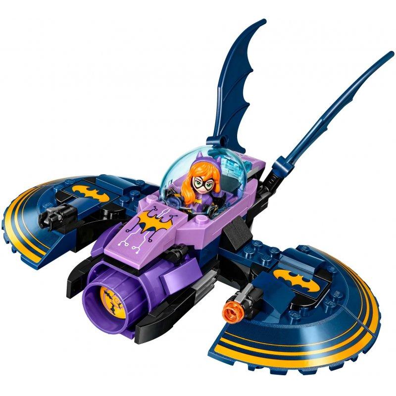 Batgirl Urmarirea Cu Batjet (41230)