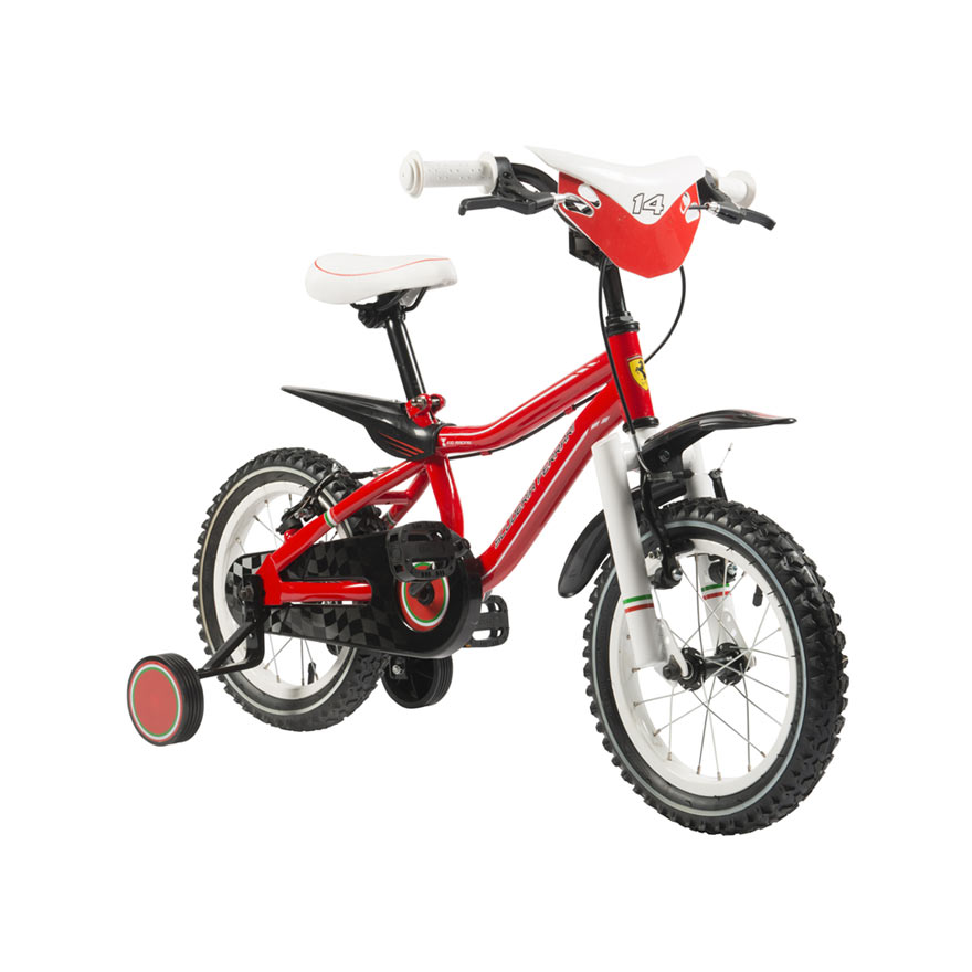 Bicicleta copii Kid Racing Ferrari 12 ATK Bikes