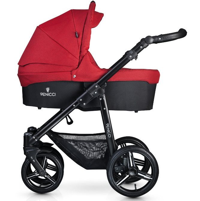 Carucior 2 in 1 Venicci Red