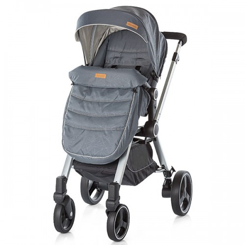 Carucior Chipolino Mika 3 in 1 graphite