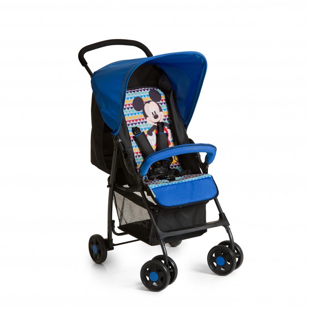 Carucior Sport Mickey Geo Blue