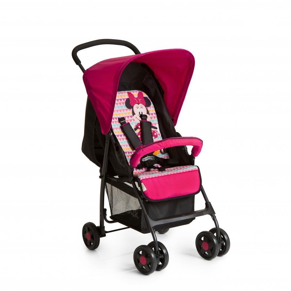 Carucior Sport Minnie Geo Pink