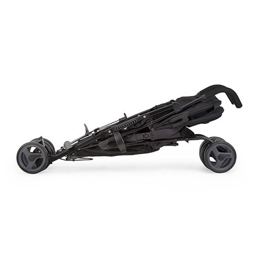 Carucior Sport Nitro LX cu bara de protectie Two-Tone-Black