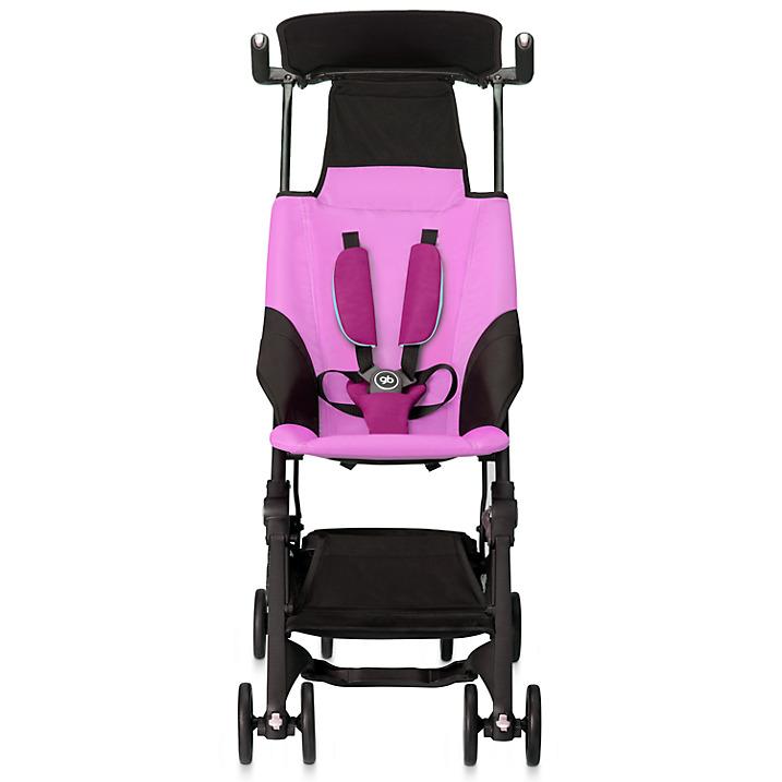 Carucior GB Pockit+ Posh Pink
