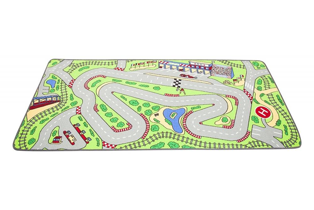 Covoras de joaca Race Track