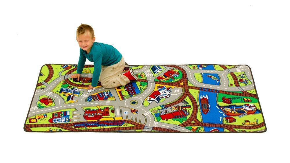 Covoras de joaca Ride The Train LC 142