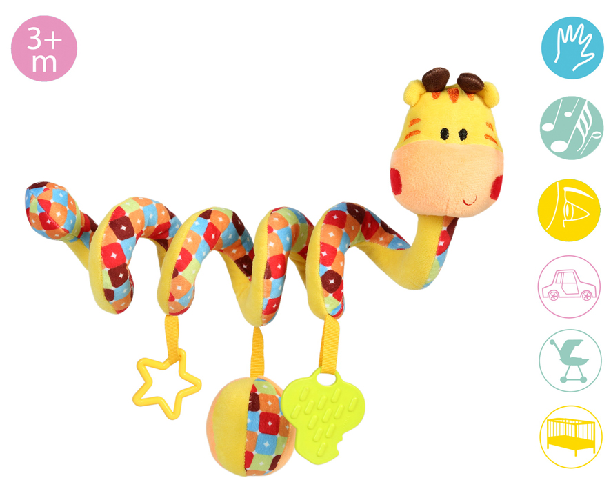 Spirala Cu Jucarii Girafa
