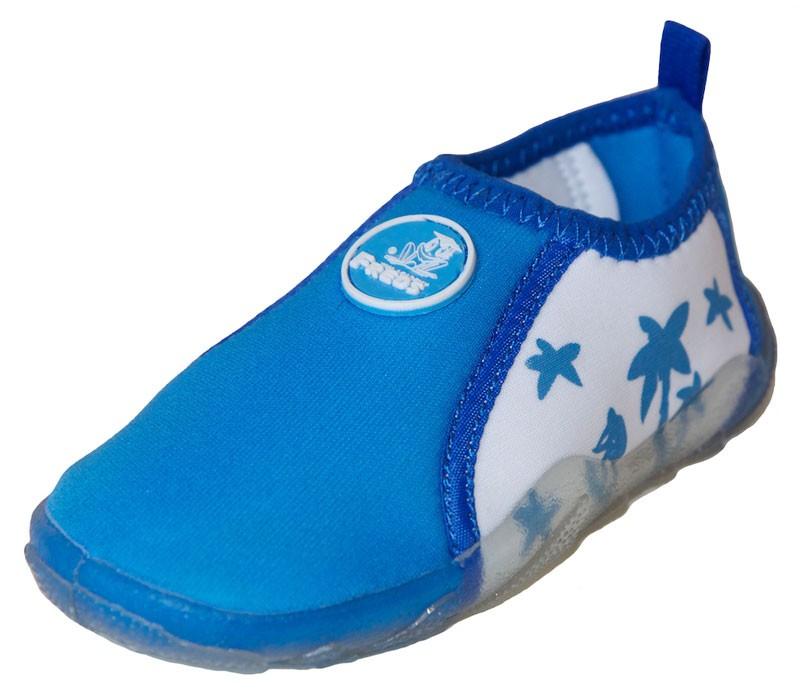 Pantofi De Plaja Si Apa Copii Bleu Masura 24