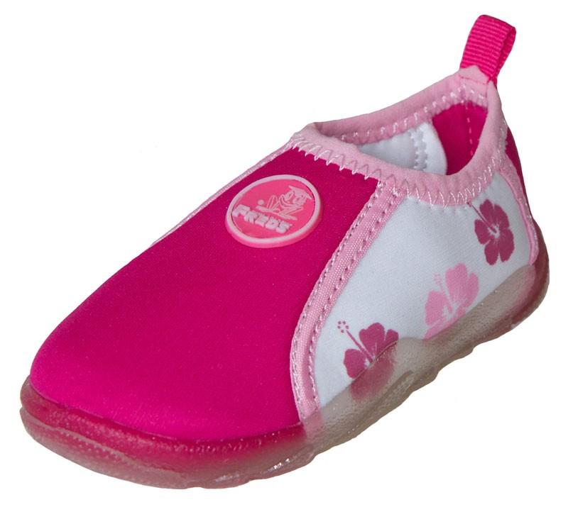 Pantofi De Plaja Si Apa Copii Roz Masura 25