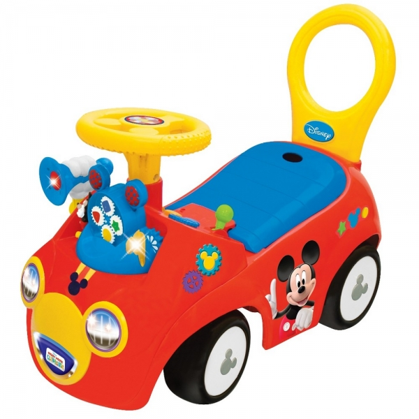 Ride on interactiv Mickey Mouse Kiddiela