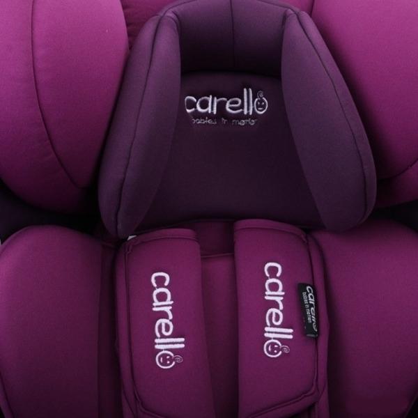 Scaun auto 4xg Plus Carello Purple