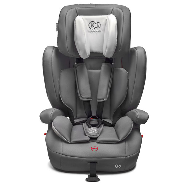 Scaun auto GO Gray 9-36 kg imagine