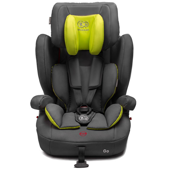 Scaun auto GO Green 9-36 kg imagine