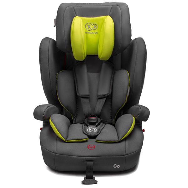 Scaun auto GO Green 9-36 kg