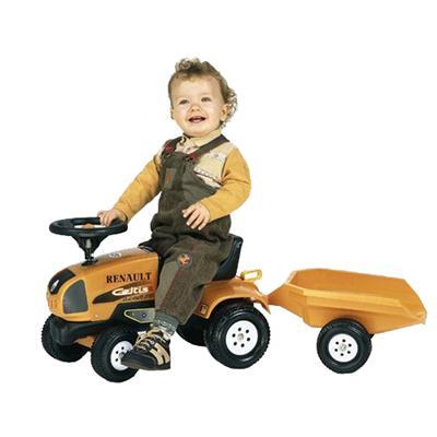 Tractoras Baby Celtis Cu Remorca