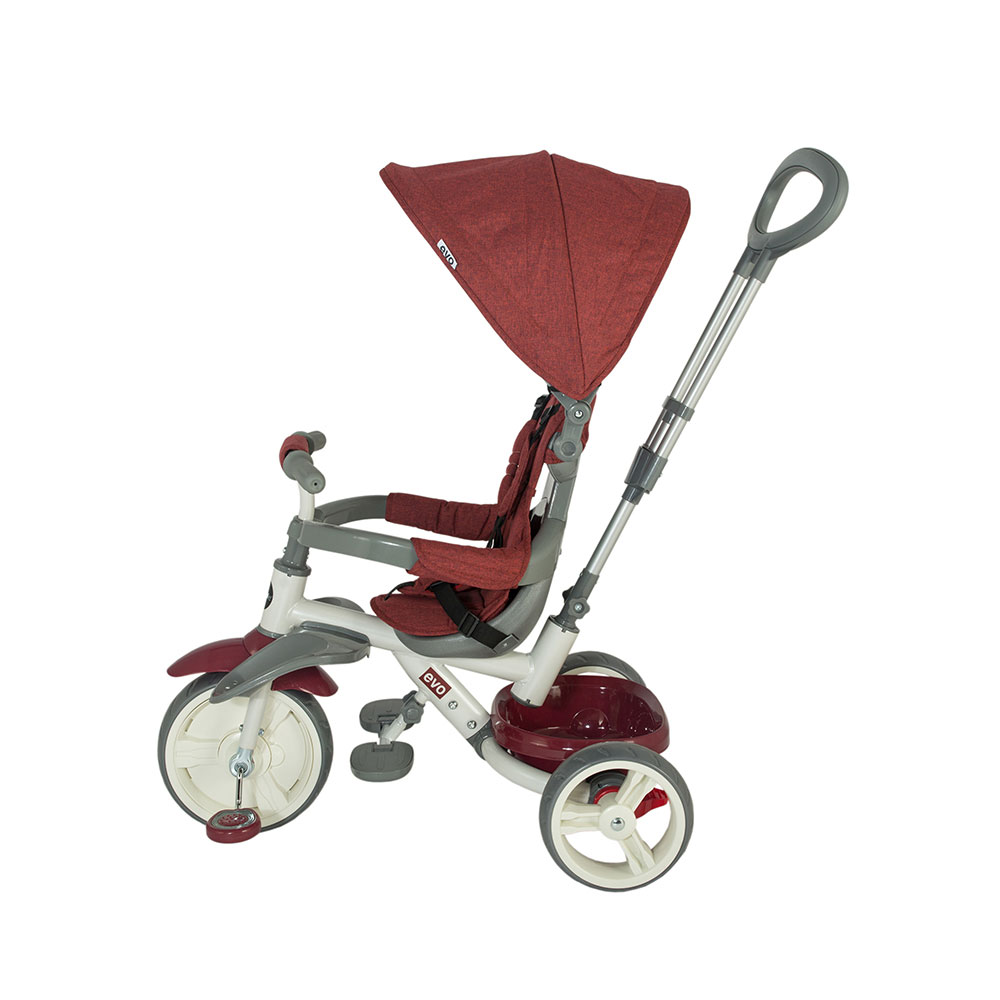 Tricicleta Coccolle Evo Visiniu