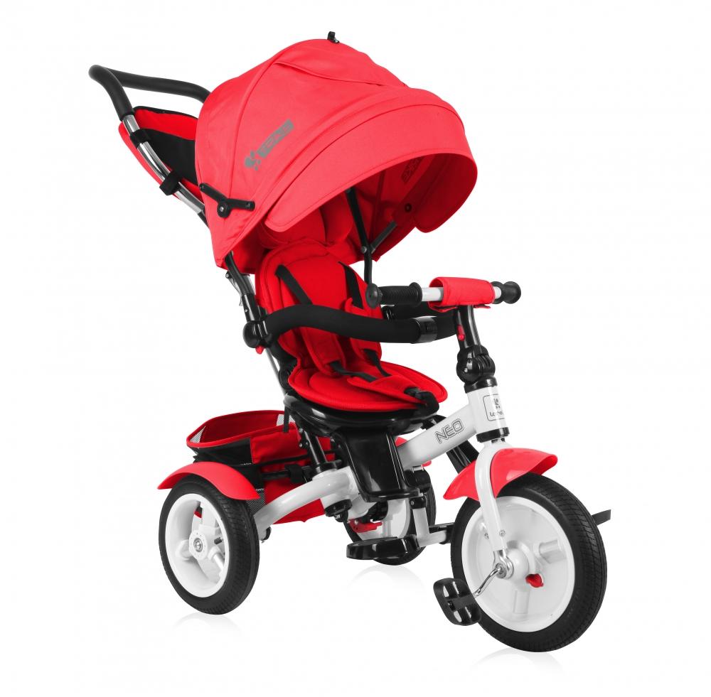 Tricicleta pentru copii Neo Air Red