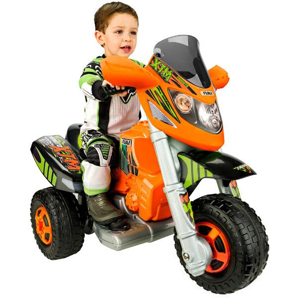 Motocicleta electrica Trimoto XTM