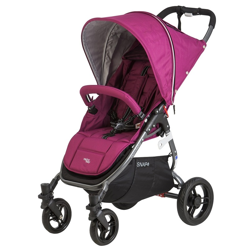 Carucior sport Snap 4 Tailor Made pink