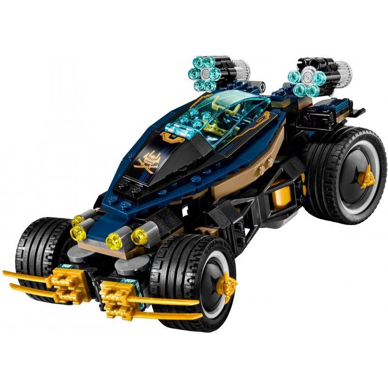 Vehiculul Samurai Vxl (70625)