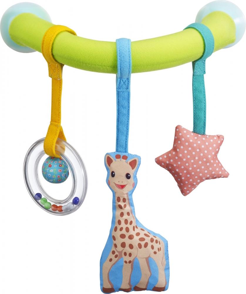 Arcada Cu Ventuze Pentru Masina Girafa Sophie