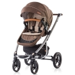 Carucior Chipolino Malta 3 in 1 brown