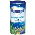 Ceai pentru noapte Humana Noapte Buna 200g 4 luni+