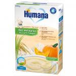 Cereale fara lapte Humana orez cu dovleac 200g 6 luni+