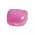 Cutie pentru transportul si sterilizarea suzetelor Luc et Lea roz