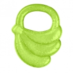 Inel gingival baby Ono cu gel Banana Verde