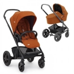 Carucior multifunctional Chrome Deluxe Rust 2 in 1