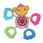 Jucarie muzicala Grip and Grab Musical Monkey
