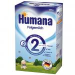 Lapte praf Humana 2 GOS 600 G 6 luni+