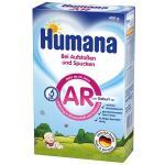 Lapte praf anti-regurgitare Humana AR 400 G 0 luni+