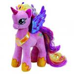 Plus printesa Cadence My Little Pony (18 cm) - Ty