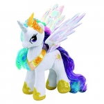 Plus licenta My Little Pony, CELESTIA (18cm) - Ty
