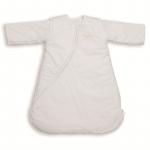 Sac de dormit PurFlo uni 18+ luni (110 cm) culoare alb
