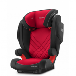 Scaun auto pentru copii fara isofix Monza Nova 2 Racing Red