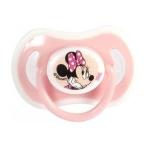 Suzeta ortodontica Minnie 3 luni Lulabi 8118400
