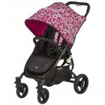 Carucior sport Snap 4 CZ Edition Pink Flowers