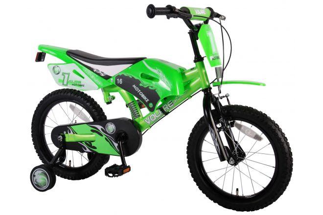 Bicicleta pentru baieti Motor bike 16 inch