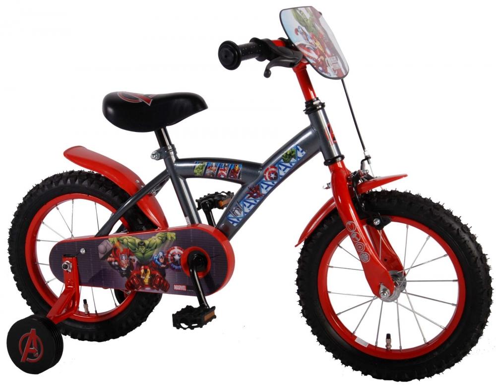 Bicicleta pentru baieti EL Avengers 14 inch