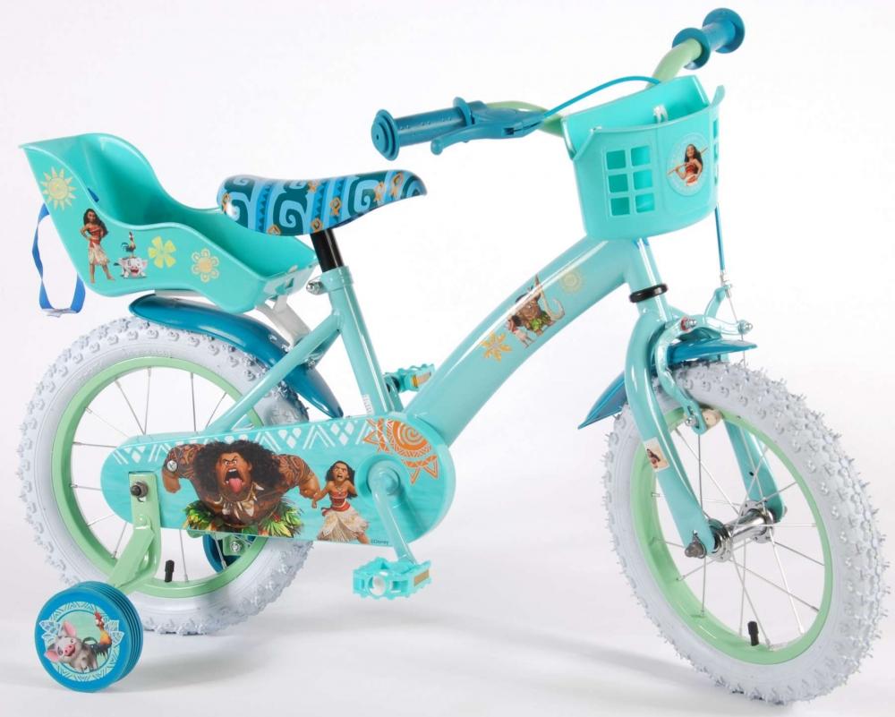 Bicicleta pentru fetite EL Disney Vaiana 14 inch