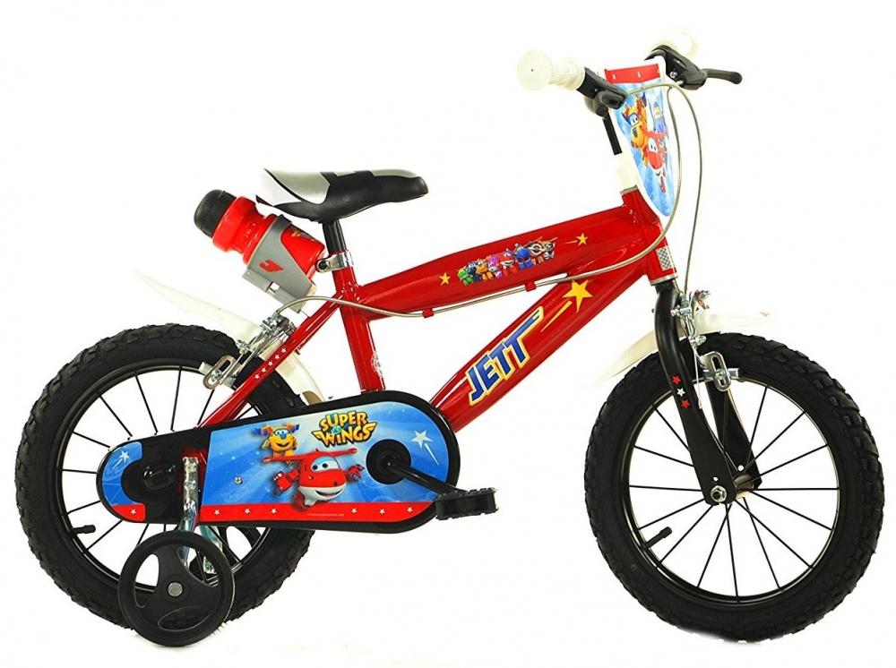 Bicicleta copii 14 Super Wings