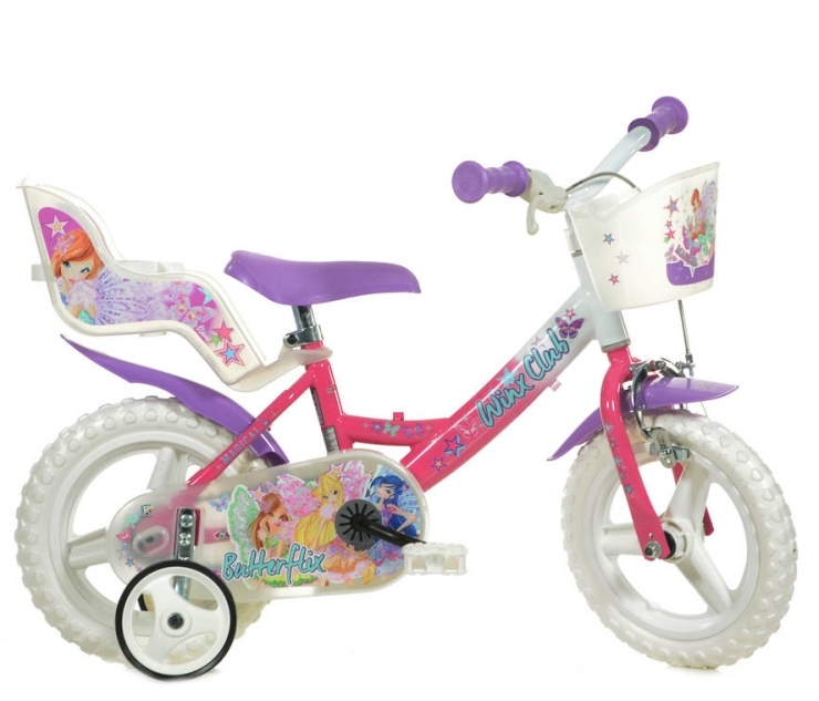 Bicicleta copii 12 Winx imagine