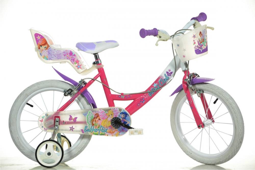Bicicleta copii 16 Winx